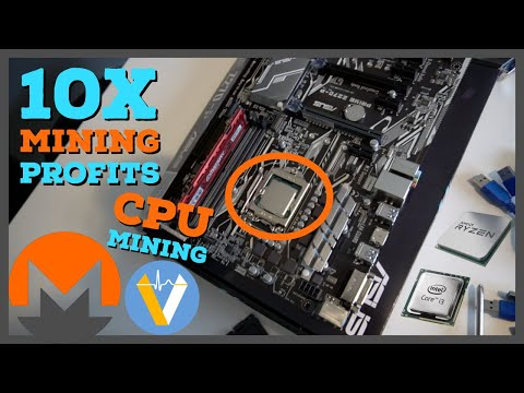 How I Increased My Mining Profits By 10x | Best CPUs For Mining Monero RandomX & Veruscoin