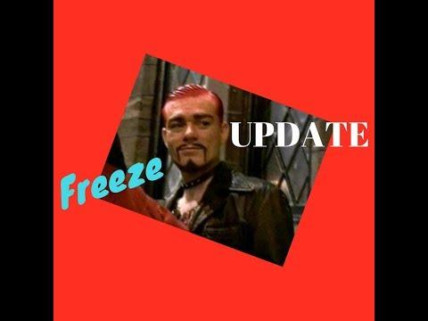 Robert Freeze Riggs UPDATE