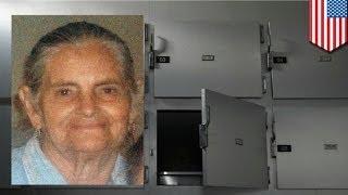Frozen: Grandmother Maria de Jesus Arroyo wakes up in bodybag in mortuary, freezes to death
