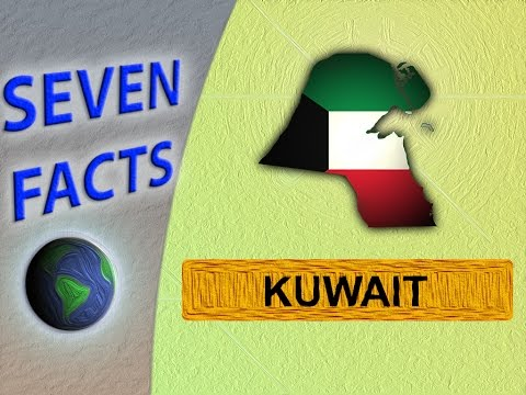 Facts about the tiny country of Kuwait