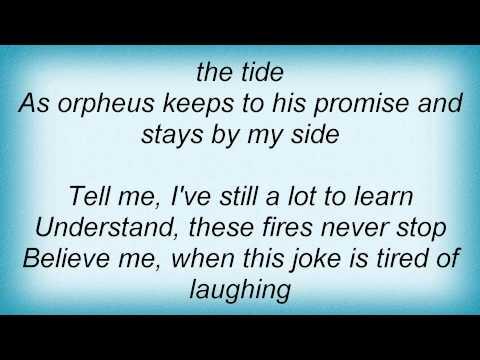 David Sylvian - Orpheus Lyrics