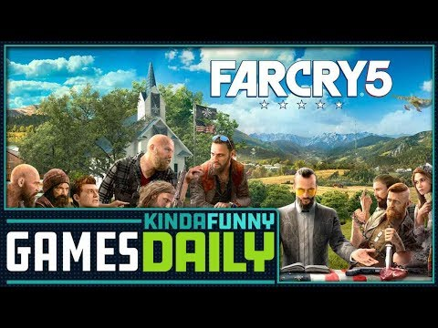 Far Cry 5: Best Selling Game of 2018 - Kinda Funny Games Daily 04.25.18
