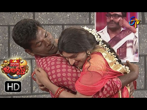 Chammak Chandra Performance | Extra Jabardsth |  17th February 2017 | ETV  Telugu