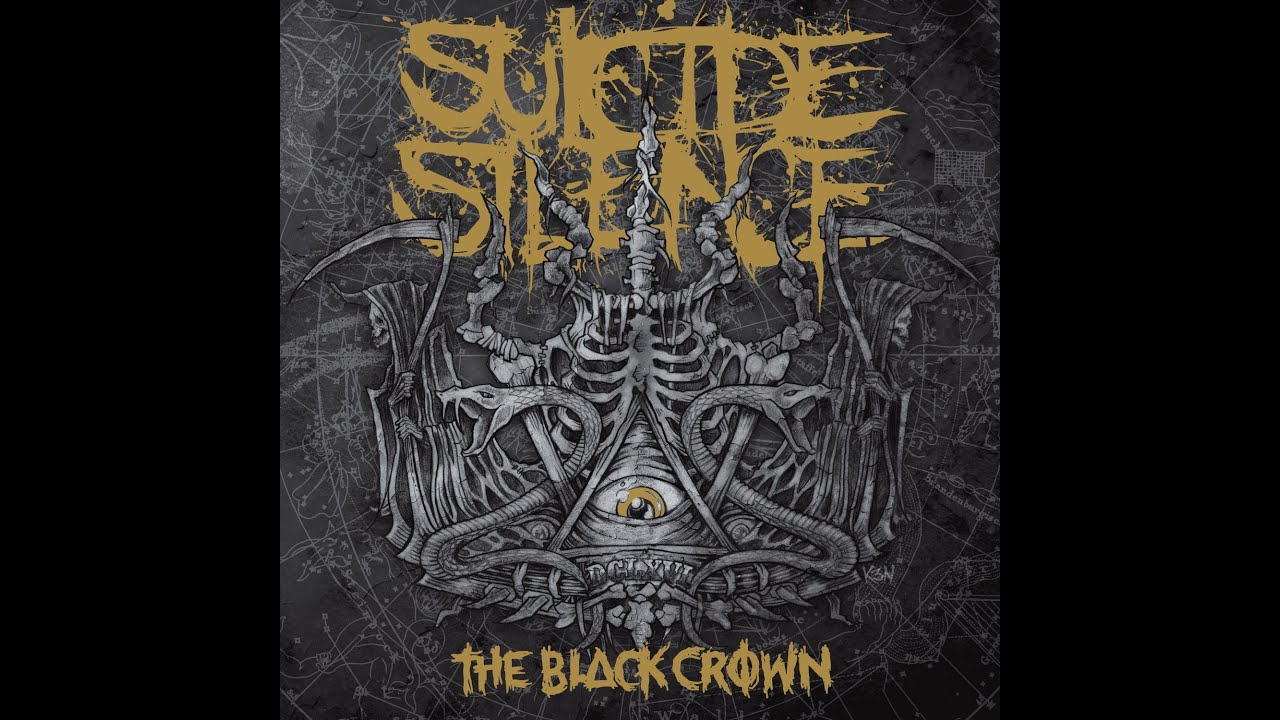 suicide silence the black crown deluxe edition 2011 full album in 1080p hd youtube