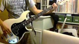 Walking in the shadow of the blues by Whitesnake Bass cover