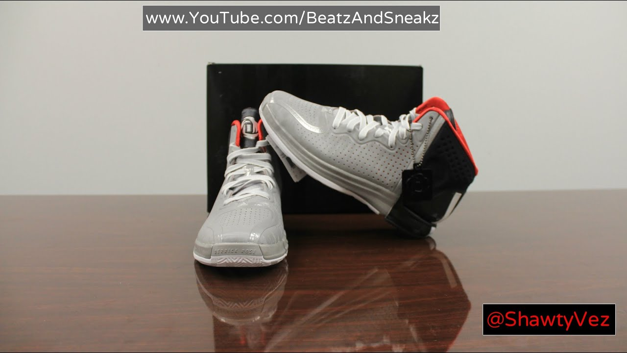 a6024edef7fc Adidas D Rose 4 Home Review - YouTube
