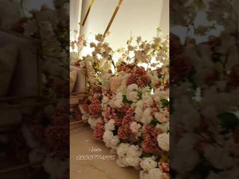قصر الحلم الابيض فيولا كوش أفراح تعهد حفلات 0555774896 انستغرام Vioola 2 Youtube