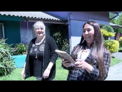 Ingrid Odgers Escritora De Concepción Chile