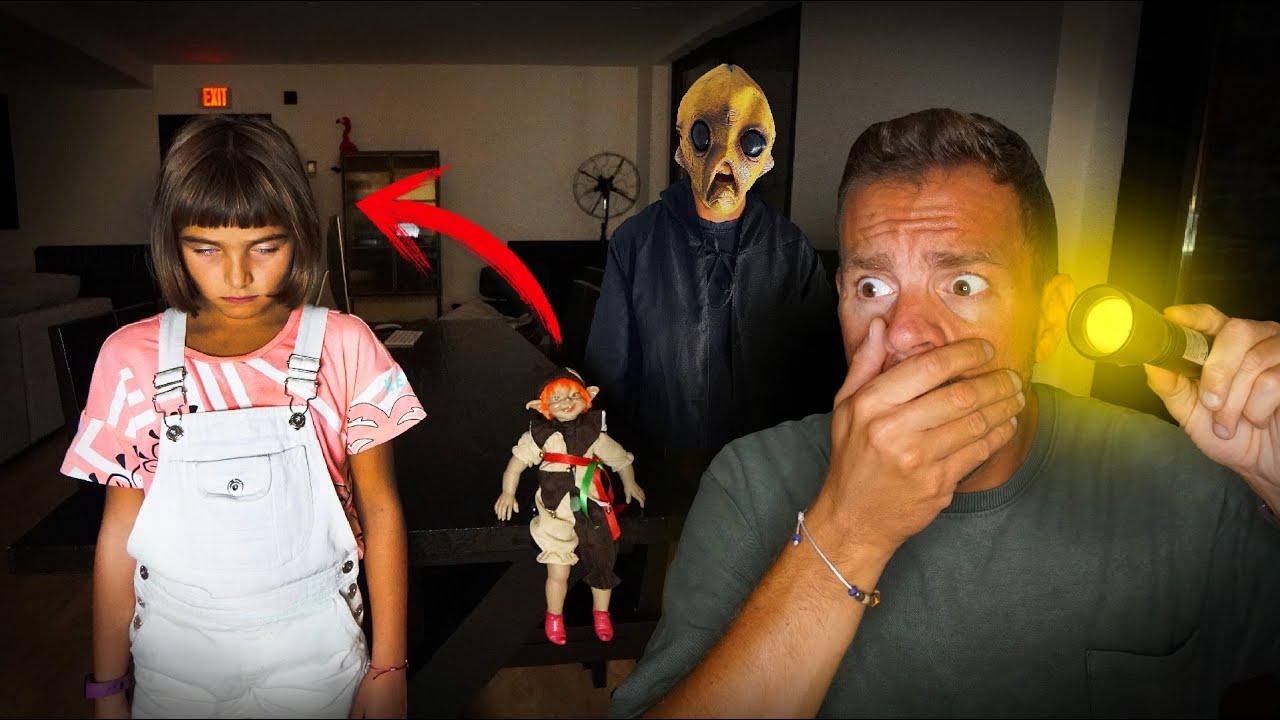 VUELVE EL DUENDE A POR CLAUDIA Itarte vlogs