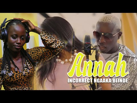 (COVER) NGAAKA BLINDE INCORRECT BY ANNAH