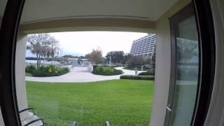 Standard View 1 Bedroom Villa At Disney S Bay Lake Tower 2017 Go Pro Youtube