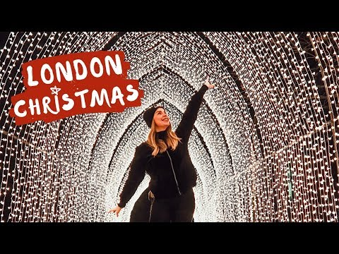 12 Things to do in London this Christmas - Kew Gardens & more