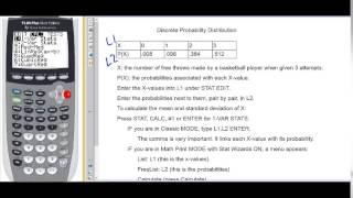 Gambar cover Discrete Probability Distribution