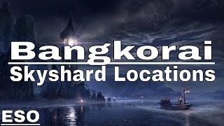 ESO | Bangkorai Skyshard Locations (Description)