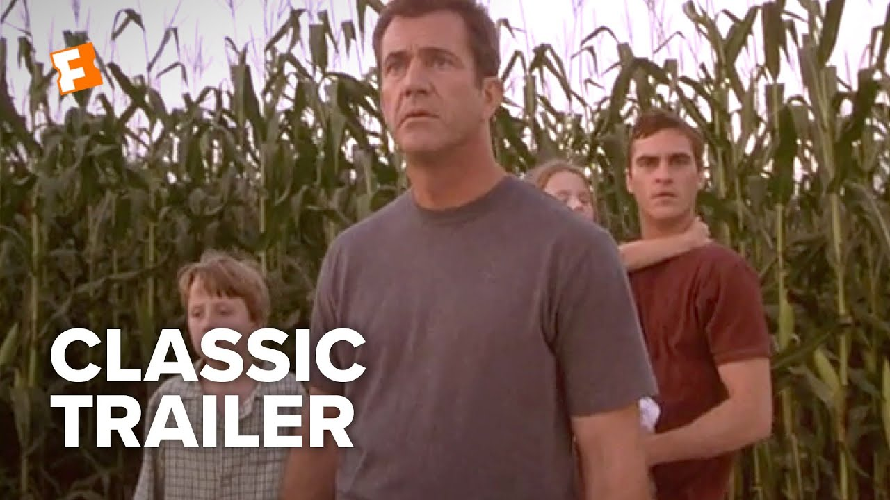 Signs 2002 Trailer 1 Movieclips Classic Trailers Youtube