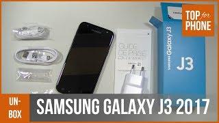 SAMSUNG GALAXY J3 (2017) - déballage par TopForPhone