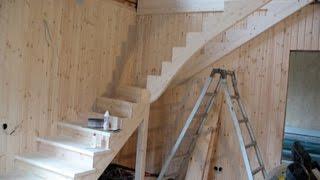 Treppe selber bauen. Treppe selber bauen holz. Treppenbau Diy ideen.