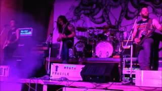 Cerberus - Self Made Hell (en vivo) - Teatro Ramiro Jiménez