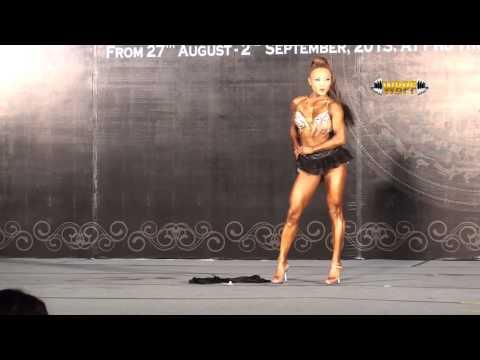 Batbuyan Sugarsuren (MONGOLIA) - Women's Fitness 165 cm Category