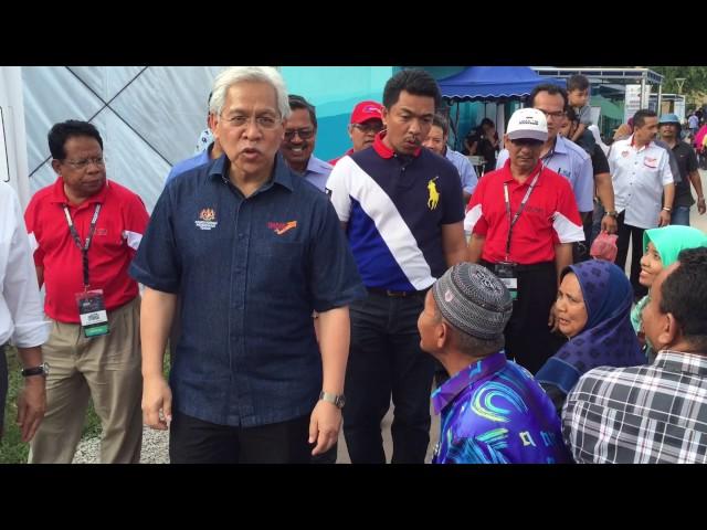 Lawatan YB Dato' Seri Idris Bin Jusoh Menteri Pendidikan Tinggi ke myDOF Valley