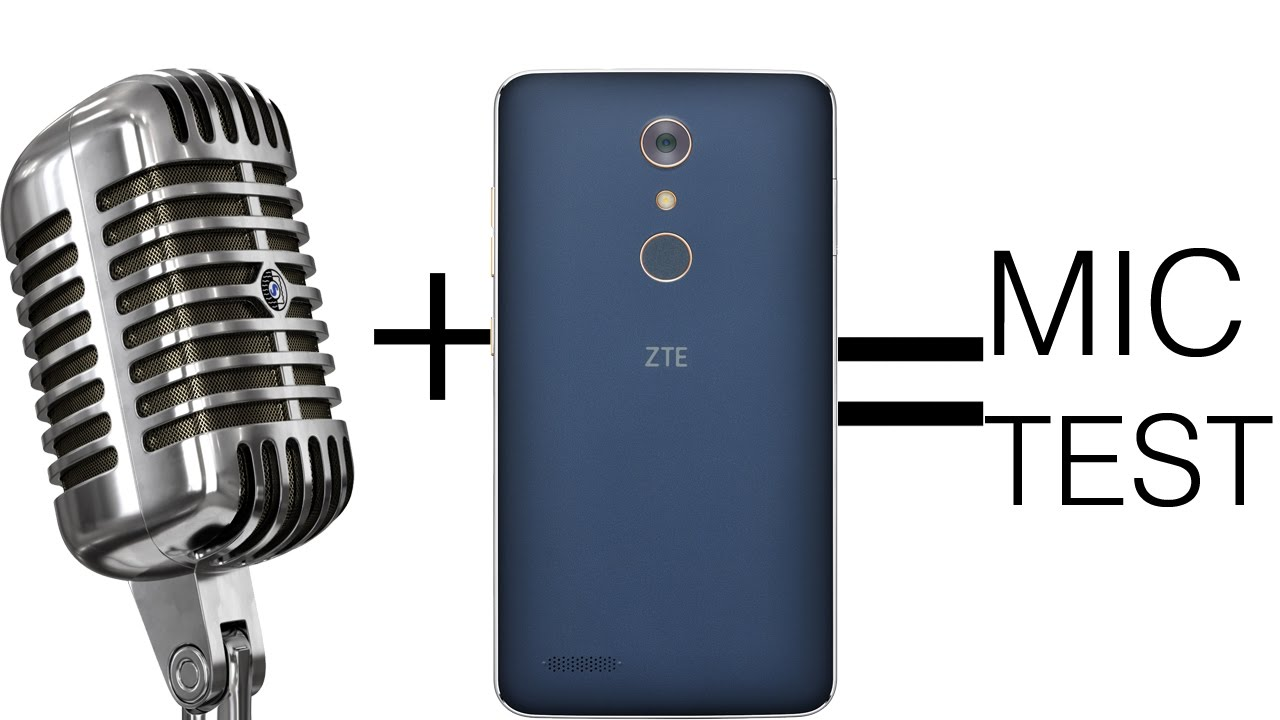 Romanians zte zmax pro microphone not working people think work