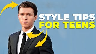 7 BEST STYLE TIPS FOR TEENS | Fashion Tips for Students | Alex Costa