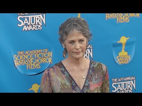 Melissa McBride (The Waking Dead) // 41st Annual SATURN Awards Red Carpet