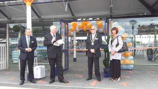 Skegness Train Station Official Opening