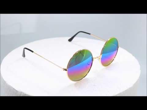 7a9df351a2b97 Ray Ban Club Round Sunglasses