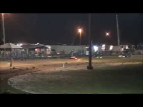 Box Stock Super Heavy 04-04-15 Dawgwood Speedway