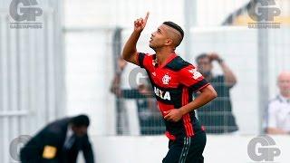 Ponte Preta 1 x 2 Flamengo - GOLS E MELHORES MOMENTOS - Campeonato Brasileiro - 29/05/2016