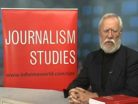 Journal 'Journalism Studies' December 2010