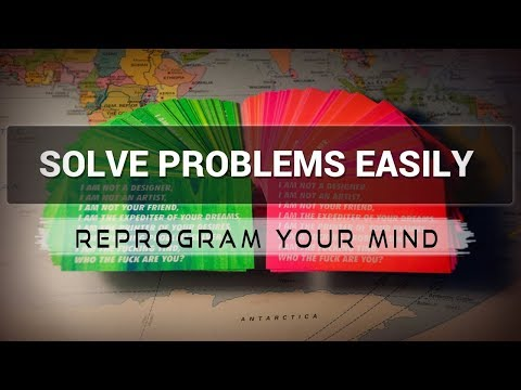 Being a Problem Solver affirmations mp3 music audio - Law of attraction - Hypnosis - Subliminal