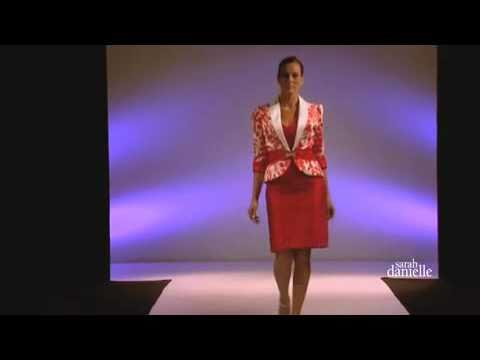 ΛΕΡΟΣ - ΧειροΠοιήματα 2011. Βραδινά φορέματα από Sarah Danielle