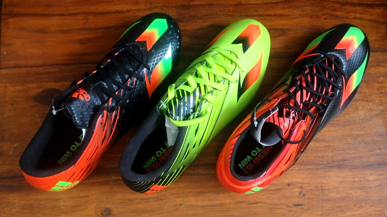 Adidas Messi Colors 15 Adidas All 19145 Colors Review YouTube e16a9b6 - burpimmunitet.website