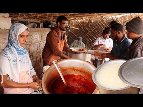 download Daily 500 People Eating Unlimited meals   Indian Street food   #Streetfood