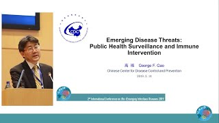 China Centers for Disease Control and Prevention - George Gao