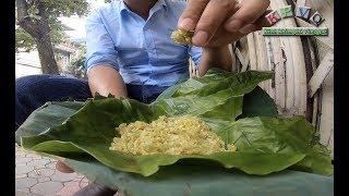 Thanh niên lần đầu ăn cốm Hà Nội và cái kết hết sẩy - Khám phá vùng quê