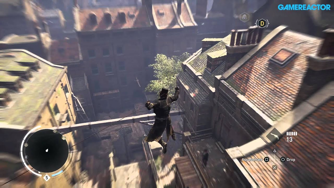 Assassin S Creed Syndicate Ps4 Gameplay Freeroam With Jacob