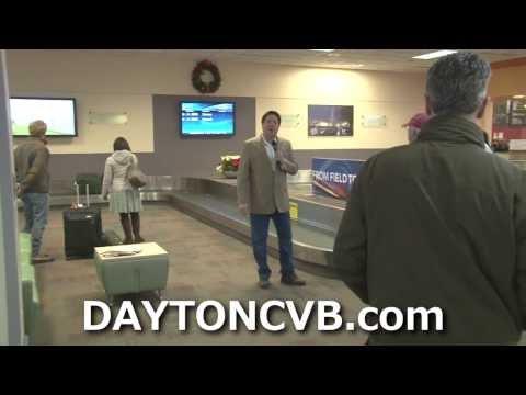 CVB: Dayton Airport