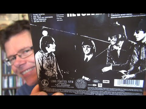 The Beatles Revolver 2009 Stereo Review