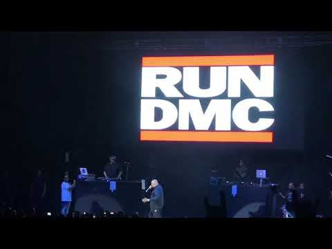 Run DMC - Who's House/Down With The King @ Eventim Apollo London - 05/07/2018
