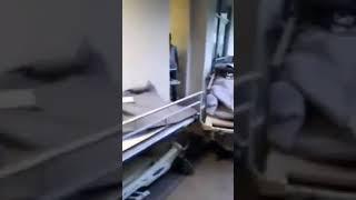 CORONAVIRUS PERSONAS ENTRAN A LA FUERZA A HOSPITAL EN ECATEPEC HOSPITAL MEXICO