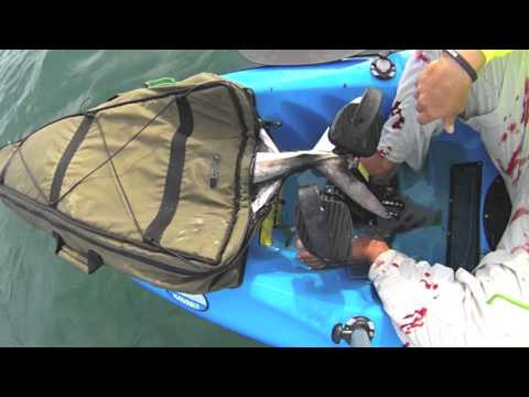 HOW TO STORE YOUR CATCH - Kayak Fishing Coolers