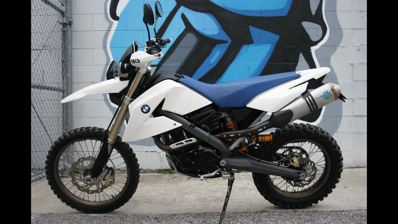 2007 BMW G650X Challenge The Ultimate Dual Sport Riding Machine
