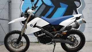 2007 BMW G650X Challenge ...The Ultimate Dual Sport Riding Machine!