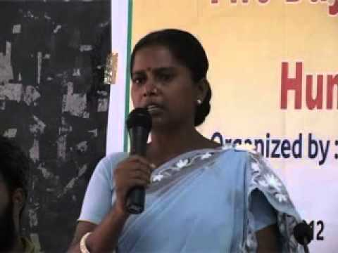 Human Rights & the Law Ranchi 14-15 July 2012 Part 3