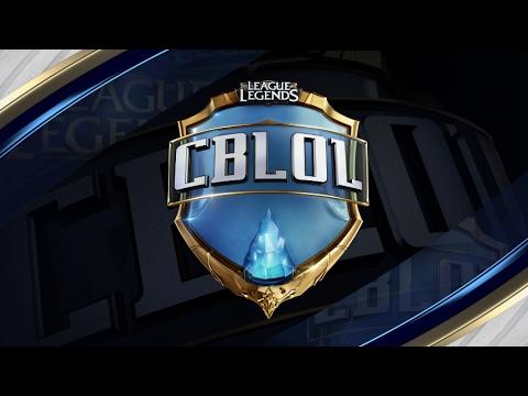 CBLoL 2017 - 1ª Etapa - Semana 5, Dia 1