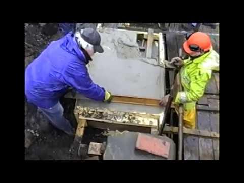 LHCRT Lock 26 Restoration 2001/2