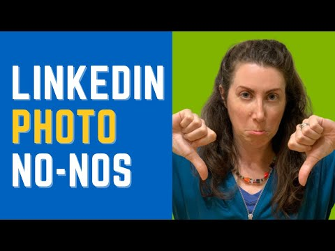 Top 5 LinkedIn Profile Photo MISTAKES To Avoid | What NOT To Do With Your LinkedIn Profile Pic